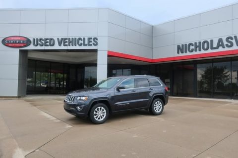 Pre-Owned 2016 Jeep Grand Cherokee Laredo 4WD 4D Sport Utility