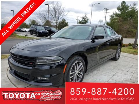 Pre-Owned 2019 Dodge Charger SXT AWD 4D Sedan
