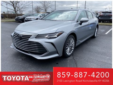 New 2020 Toyota Avalon Limited FWD 4D Sedan