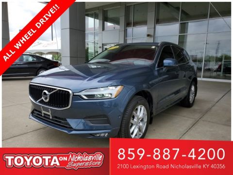 Pre-Owned 2018 Volvo XC60 T5 Momentum AWD 4D Sport Utility